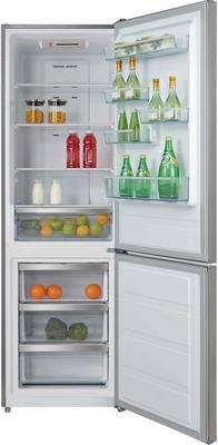 Двухкамерный холодильник Shivaki BMR-1883 NFX холодильник shivaki bmr 2013dnfw двухкамерный белый