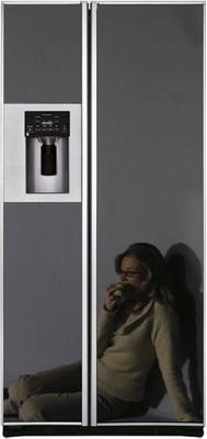 Холодильник Side by Side Iomabe ORE 24 CGFFKB 200 зеркальный холодильник side by side iomabe ore 24 cghfbb черный