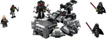 Конструктор Lego Star Wars: Превращение в Дарта Вейдера 75183 цена
