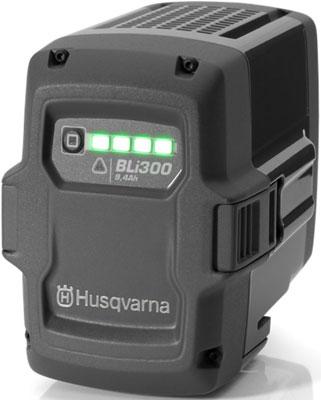 Аккумулятор Husqvarna BLi 300 9670719-01 pанцевый аккумулятор bli940x husqvarna 9667760 01