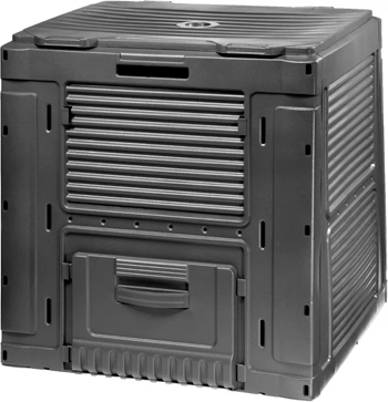 Компостер Keter E-Composter 470л черный 17186362