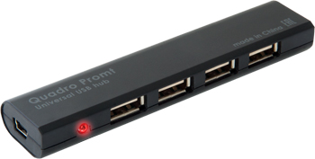 Разветвитель USB Defender Quadro Promt USB 2.0 4 порта 83200 tlp281 4 281 4 sop16