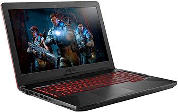 Ноутбук ASUS FX 504 GE-E 4420 T (90 NR 00 I3-M 06660) new fan e i5 aluminum htpc computer case e350 h61 hd perfect match i3 i7 e i5