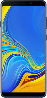 Смартфон Samsung Galaxy A9 (2018) SM-A 920 F синий a 7inch zhc q8 057a rk3028 android a9 x2 turbokids star s2 tablet touch screen digitizer glass replacement for mid