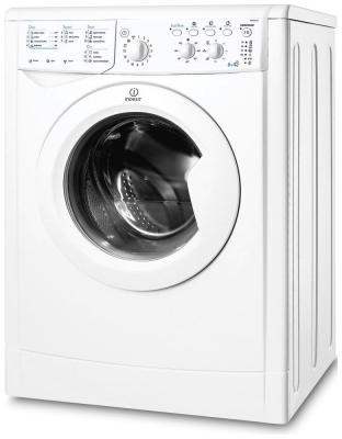 Стиральная машина с сушкой Indesit IWDC 6105 (EU) стиральная машина с сушкой indesit xwde 861480x w eu