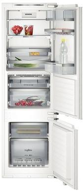 Встраиваемый двухкамерный холодильник Siemens KI 39 FP 60 морозильник pozis fv 115 w