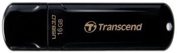 Флеш-накопитель Transcend 16 Gb JetFlash 700 USB 3.0 флеш накопитель transcend 64 gb jetflash 350 ts 64 gjf 350 usb 2 0 чёрный