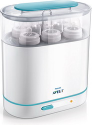 Стерилизатор Philips Avent SCF 286/03 4-в-1 мультиварка philips hd4731 03 white