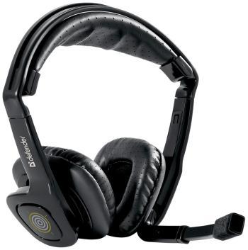 Defender Warhead HN-G 150 black 64104 title=