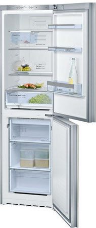все цены на  Двухкамерный холодильник Bosch KGN 39 LQ 10 R  онлайн