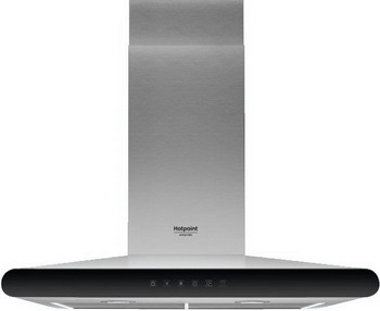 Вытяжка купольная Hotpoint-Ariston HHC 6.7F LT X hotpoint ariston lfta 5h1741 x