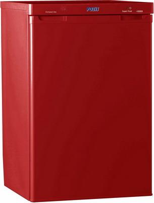 Морозильник Позис FV-108 рубиновый