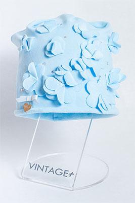 Шапочка Vintage Николь ментол фосселер николь небо над дарджилингом