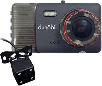 Автомобильный видеорегистратор Dunobil Zoom Duo