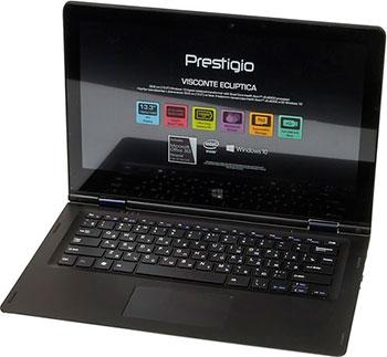 Ноутбук Prestigio Visconte Ecliptica темно-серый