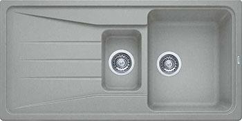 Кухонная мойка BLANCO SONA 6S SILGRANIT серый беж  цена и фото