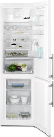 Двухкамерный холодильник Electrolux EN 3854 NOW roxy брюки roxy backyard pt j snpt wbb0 сноубордические женские bright white m
