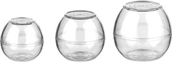 Емкость для продуктов Tescoma PRESTO 3шт 420780 сито tescoma presto цвет светло зеленый диаметр 14 см