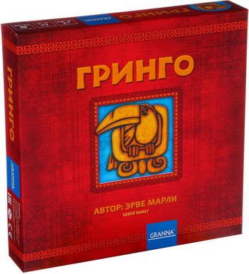 Настольная игра Bondibon Гринго Ф60990 игра bondibon детектор лжи bb1182 196484