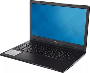 Ноутбук Dell Inspiron 3567-7855 черный ноутбук dell inspiron 3567 15 6 1366x768 intel core i3 6006u 3567 7698