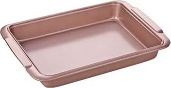 Противень для выпечки Tescoma DELICIA GOLD 39 x 26см 623522 форма для торта и кекса tescoma delicia раскладная диаметр 26 см