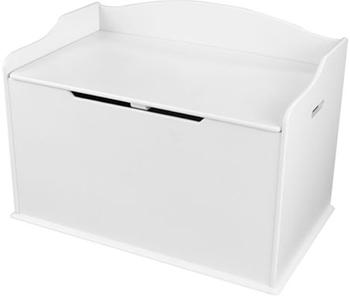 Ящик для игрушек KidKraft ''Austin Toy Box'' цв. Белый 14951_KE игровая кухня kidkraft большой интерактив цв белый 53369 ke