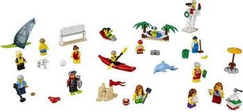 Конструктор Lego CITY Town Отдых на пляже 60153 недорого
