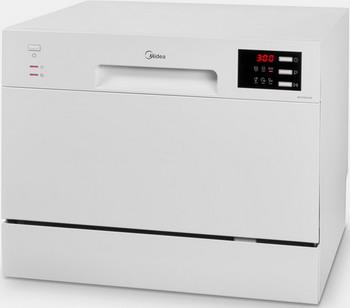 Компактная посудомоечная машина Midea MCFD-55320 W стиральная машина midea abwm610s7 белый