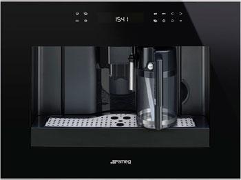 Встраиваемое кофейное оборудование Smeg CMS 4601 NX