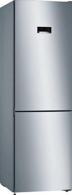 Двухкамерный холодильник Bosch KGN 36 VL 2 AR livolo touch remote switch 2 gangs 2 way ac 220 250v led indicator vl c702sr 15 mini remote not included vl c702sr 13