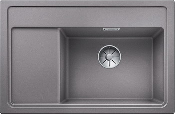 Фото - Кухонная мойка BLANCO ZENAR XL 6S Compact алюметаллик чаша справа доска стекло c кл.-авт. InFino 523708 micro camera compact telephoto camera bag black olive