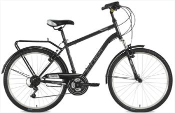 Велосипед Stinger 26'' Traffic 20'' серый 26 SHV.TRAFFIC.20 GR7 велосипед stinger valencia 2017