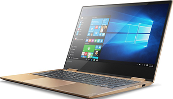 Ноутбук Lenovo YOGA 720-13 IKBR (81 C 30068 RK) медный ноутбук hp elitebook z2w74ea intel core i7 7600u 2 8 ghz 8192mb 256gb ssd no odd intel hd graphics wi fi bluetooth cam 13 3 1920x1080 windows 10 pro 64 bit
