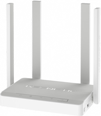 Роутер/маршрутизатор Keenetic Viva (KN-1910) с Wi-Fi AC 1300 Wave 2 MU-MIMO маршрутизатор tenda ac5 1200mbps 11ac wave2 router mu mimo 1ghz cpu 4x5dbi antennas 1x100mbps wan 3x100mbps lan wifi on off switch universal rep