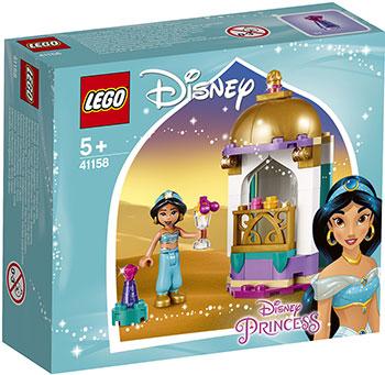 Конструктор Lego Башенка Жасмин 41158 Disney Princess конструктор lego disney princess волшебный замок золушки 585 элементов 41154