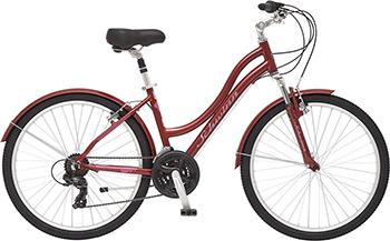 Велосипед Schwinn Suburban S 7935 26 красный цена