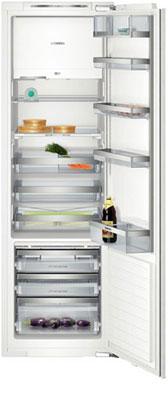 Встраиваемый однокамерный холодильник Siemens KI 40 FP 60 siemens lc 91 ba 582 ix