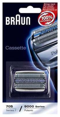 Cетка+режущий блок BRAUN Series7 70 S аксессуар braun series 2 cruzer 20s сетка и режущий блок