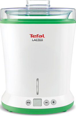 Йогуртница Tefal YG 2601 32 Lacteo миксер ручной tefal tefal ht300188 250 вт белый желтый