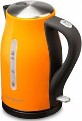 Чайник электрический Oursson EK 1760 M/OR (Оранжевый) блендер oursson bl0640g or