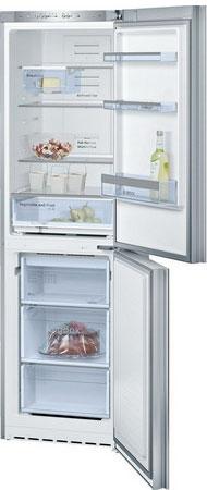 Двухкамерный холодильник Bosch KGN 39 LW 10 R двухкамерный холодильник don r 297 g