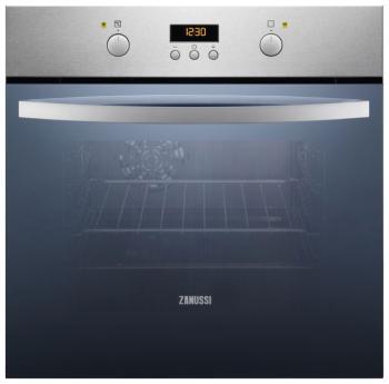 Встраиваемый электрический духовой шкаф Zanussi OPZA 4210 X zanussi zog 521317 x