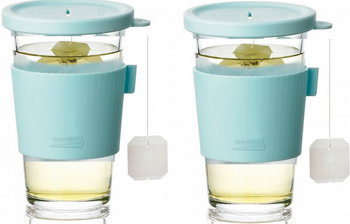 Набор стаканов-тумблеров Glasslock GL-1364 контейнер для еды glasslock gl 532