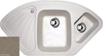 Кухонная мойка Zigmund amp Shtain ECKIG 1000.2 осенняя трава zigmund amp shtain integra 500 2 индийская ваниль