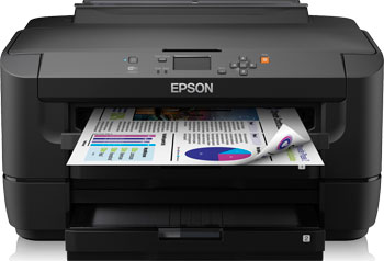 Принтер Epson WorkForce WF-7110 DTW