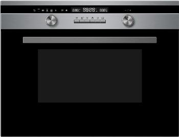 Встраиваемый электрический духовой шкаф Midea AF 944 EZ8-SS встраиваемый электрический духовой шкаф midea tf 944 eg9 wh