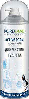 Пена для чистки туалета NORDLAND с ароматом морской свежести 500 мл. (600056) бытовая хими�� nordland активный спрей для чистки кухни 500 мл