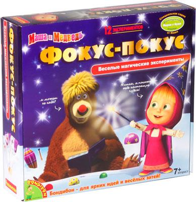 Настольная игра Bondibon Маша  медведь Фокус-покус