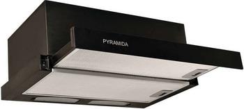 Встраиваемая вытяжка Pyramida TL 60 BL вытяжка встраиваемая в шкаф 60 см pyramida tl 60 slim br