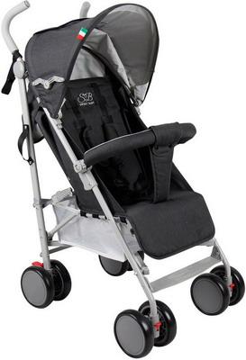 Коляска Sweet Baby Denim Black дождевики valco baby для коляски snap